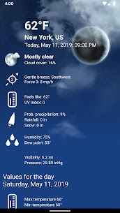 Weather XL PRO Apk 3