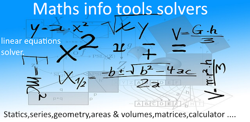 MathsMate Equation Solvers,units convert,sci-calc - Apps on Google Play