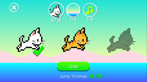 Cat Jumping! 1.1 screenshots 4