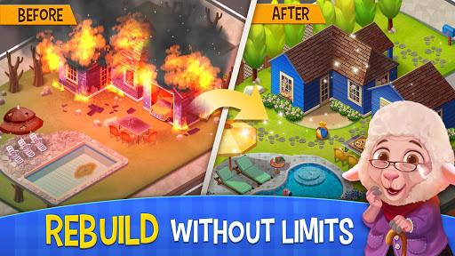 Towntopia: Build and Design your adorable Home apkmr screenshots 2