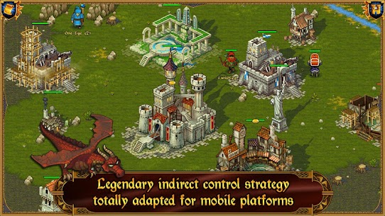Majesty: The Fantasy Kingdom Sim Apk Download For Android and Iphone 6