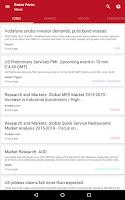 Screenshot of Swiss Forex