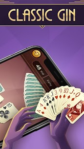 Grand Gin Rummy: Classic Gin Online Rummy card game App Download For Android and iPhone 2
