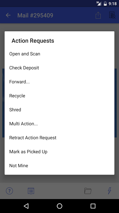 Anytime Mailbox Renter- screenshot