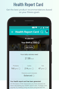 App HealthKart Shopping App APK for Windows Phone