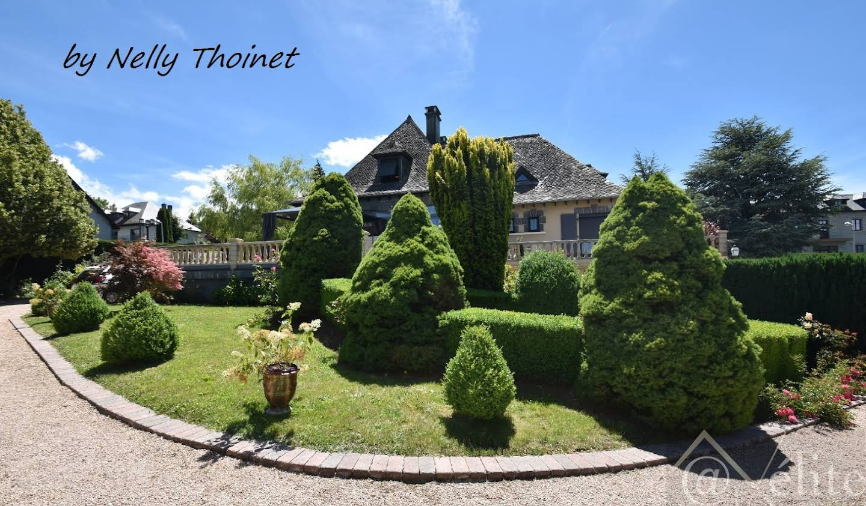Maison avec terrasse Besse-et-Saint-Anastaise