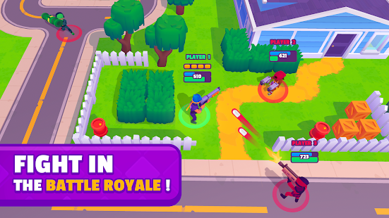 Battle Stars Royale Screenshot