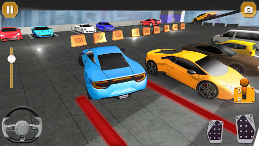 Modern Car Parking 3D Games - New Car Games 2020 ss2