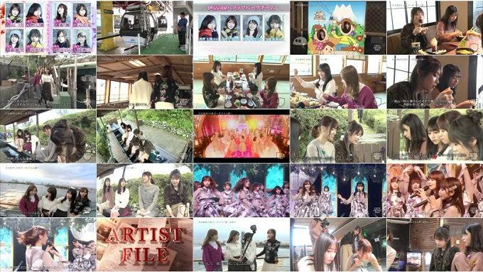 (TV-Variety)(720p+1080i) 乃木坂46 – CDTV Artist File 181110