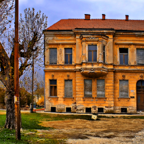 by Branka Radmanić - Buildings & Architecture Decaying & Abandoned