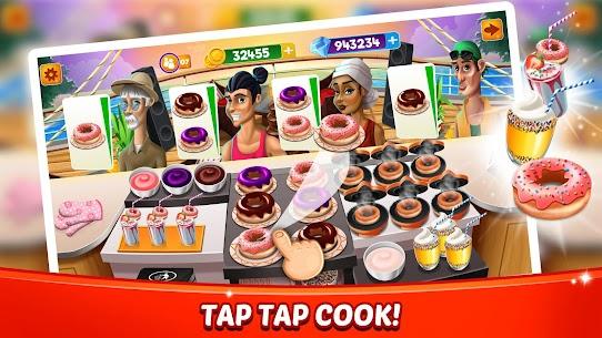 Cooking Games – Food Fever & Restaurant Craze 3