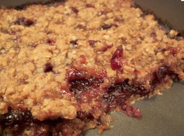 Cranberry Crunch (abt. 1964-7) Recipe