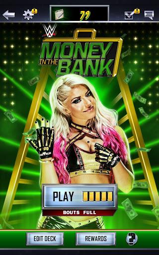 WWE SuperCard – Multiplayer Card Battle Game screenshot 21