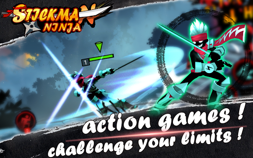 Stickman Ninja Legends Shadow Fighter Revenger War 1.1.3 de.gamequotes.net 4