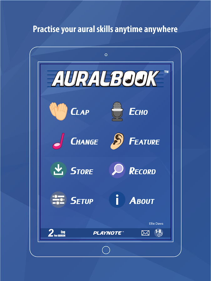 AURALBOOK for ABRSM Grade 2- screenshot