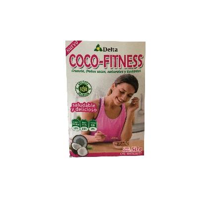 granola de coco fitness delta 50g