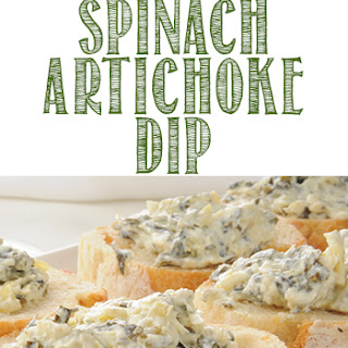 Crowd-Pleasing Spinach Artichoke Dip