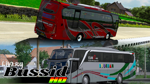 Livery Bussid HD Complete 1.4 screenshots 1
