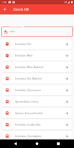 Download SBB Fahrplan Free for Android - Download SBB Fahrplan APK Latest  Version - APKtume.com