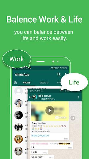 Dual Apps screenshots 2
