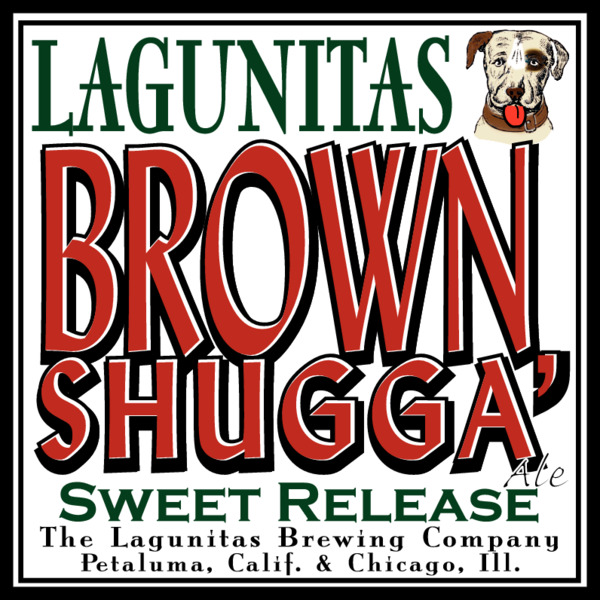 Logo of Lagunitas Brown Shugga