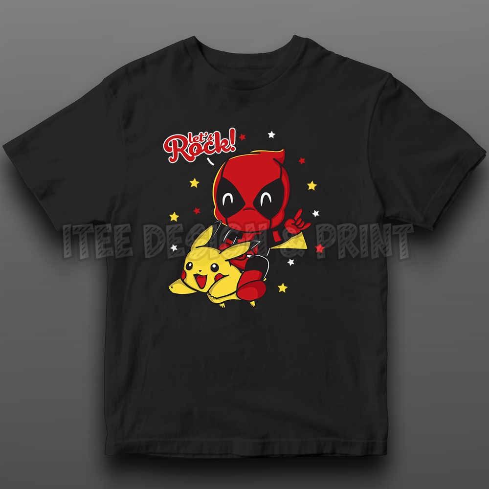 Pikachu Deadpool 11