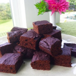 Protein Brownies.