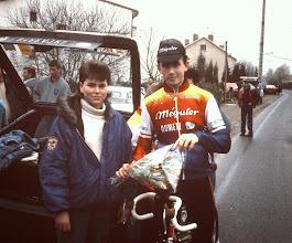 Photo: Jérôme Lamotte victorieux à Hettange Grande