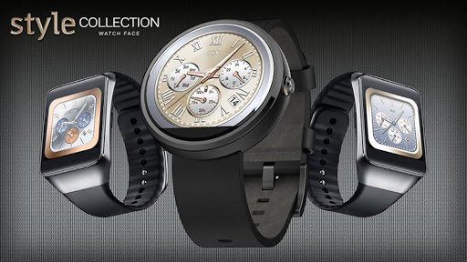 style Collection Watch Face