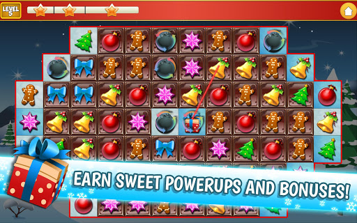 Christmas Crush Holiday Swapper Candy Match 3 Game 1.35 screenshots 19