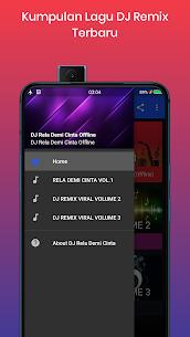 DJ Rela Demi Cinta Offline 1.0 Latest MOD APK 2