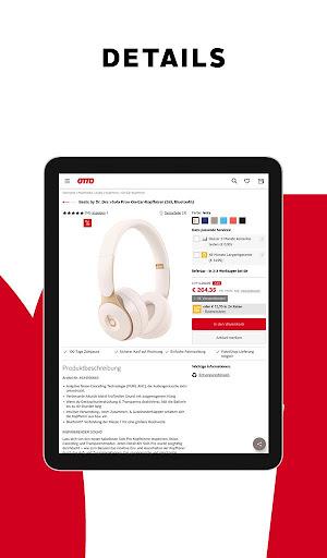 OTTO - Shopping für Elektronik, Möbel & Mode 9.13.0 screenshots 11