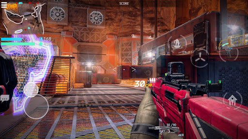 Infinity Ops: Online FPS 1.3.3 screenshots 1
