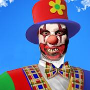 Killer Clown Robbery Attack