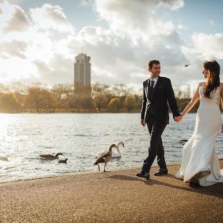 Fotógrafo de bodas Raúl Radiga (radiga). Foto del 27.12.2017