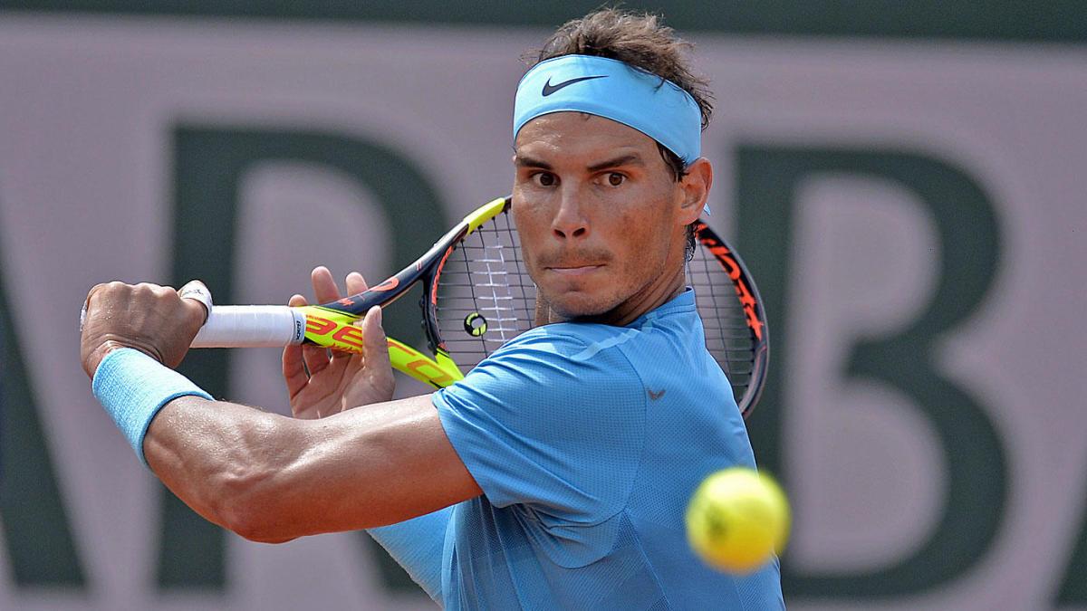 Nadal là bất khả chiến bại trên sân đất nện.