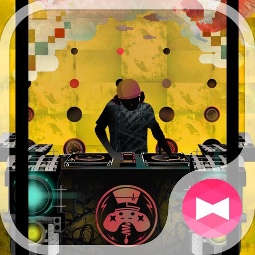 DJ壁紙テーマ JAPANIZM Icon