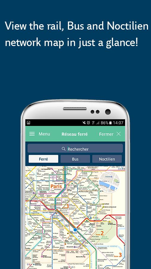 RATP : Subway Paris- screenshot