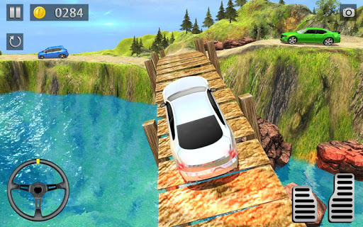 Impossible Car Stunt Driver 3D 1.0 screenshots 2