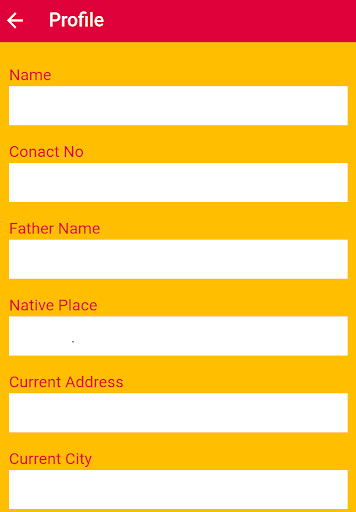 Ramani Parivar Directory 0.0.1 screenshots 4