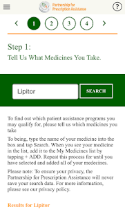 Get Prescription Help (PPA)- screenshot thumbnail