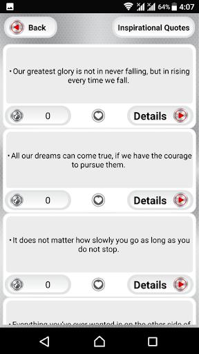 Inspirational Quotes screenshot 3