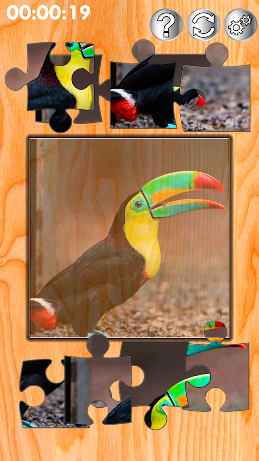 Animals Jigsaw Puzzles- screenshot
