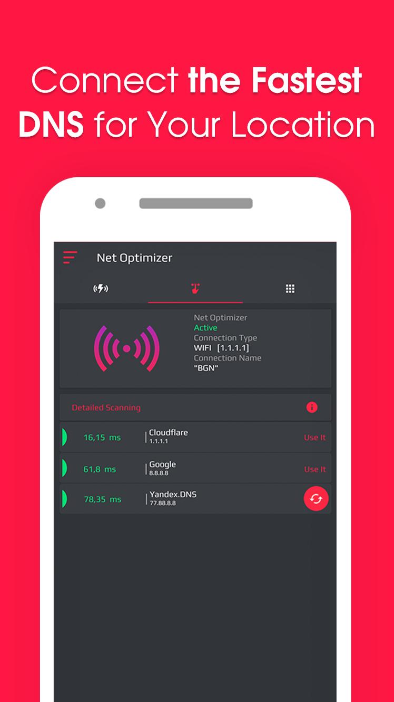 Net Optimizer & Booster | Faster Internet & Gaming v1093r [Pro]