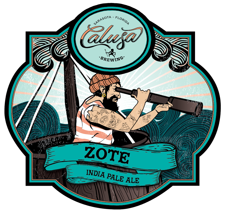 Logo of Calusa Zote (Formerly Focus)