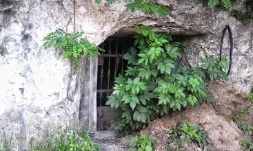 Photo: Likely not abandoned cellar near Ostoros, Hungary (2014)