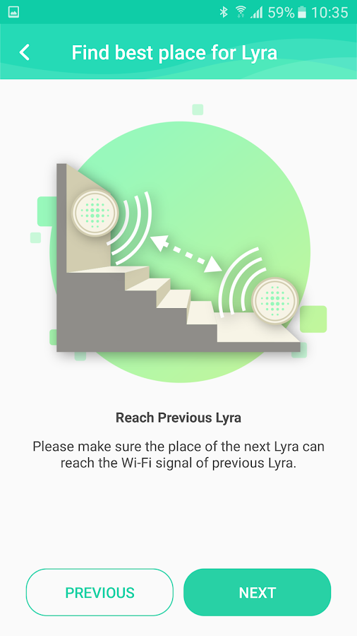 ASUS Lyra – Screenshot
