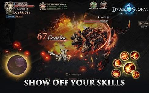 Dragon Storm Fantasy Mod Apk 2.8.0 (Menu Mod + Dumb Enemy) 6