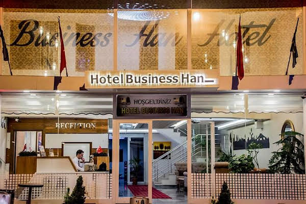 Business Han