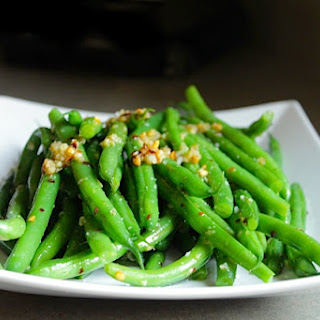Spicy Green Beans.